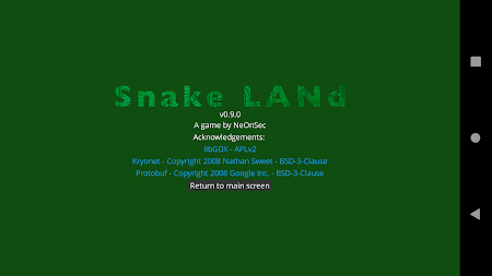 Snake LANd Multiplayer APK screenshot thumbnail 3