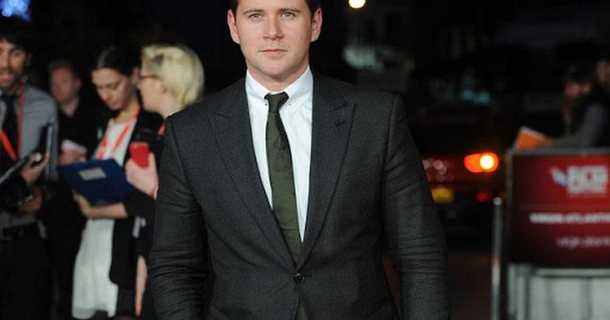 Allen Leech is engaged