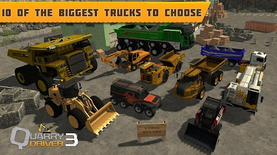Quarry Driver 3: Giant Trucks App Download For Android and iPhone 6