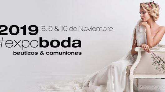 Expoboda 2019 llega con lo último en celebraciones