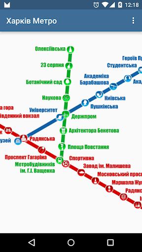Харків Метро