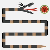 Snake Runner: Crazy Fruit Rush