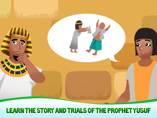 Quran Stories with HudHud - The Story of Yusuf 1.0 screenshots 18