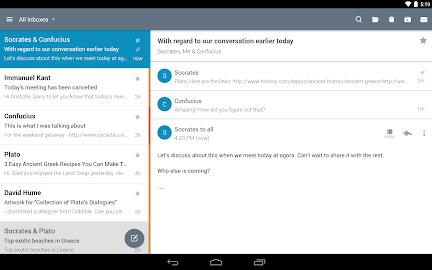 CloudMagic Email Screenshot 2