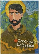 Photo: Praca konkursowa, 2001 r. Gabrysia, lat 11. Nagroda w kat.wiek. klas 4 - 6. I miejsce.