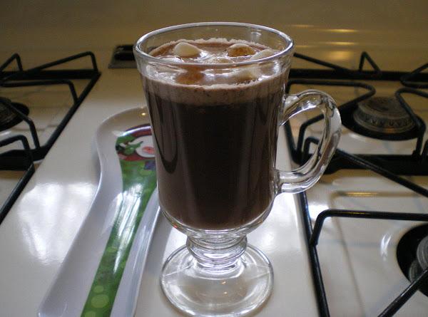Cinnamon Almond Hot Cocoa Recipe
