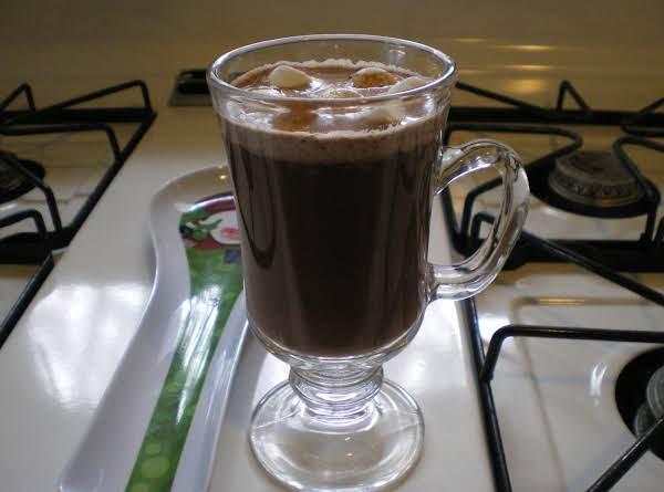 Cinnamon Almond Hot Cocoa
