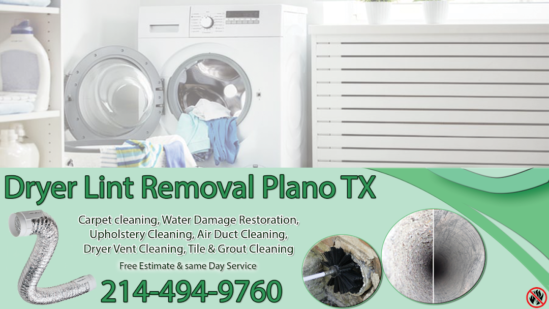 Dryer Lint Removal Plano Tx For More Information On What We Can Do For You Call Our Representatives Today And Learn More About Our Many Services