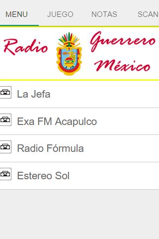 Radio Guerrero México