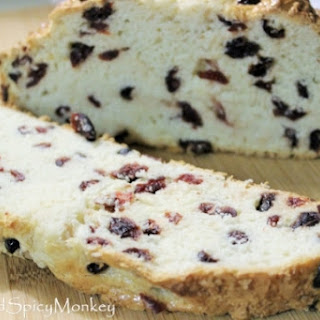Soda Bread with Cranberries