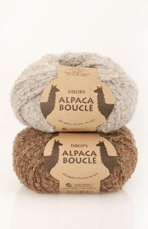 DROPS Alpaca Bouclé [50g]