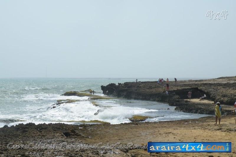 Playa Faro Cabo San Roman F248, Estado Falcon Venezuela