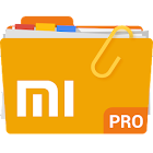 File Manager by Xiaomi: release file storage space icon