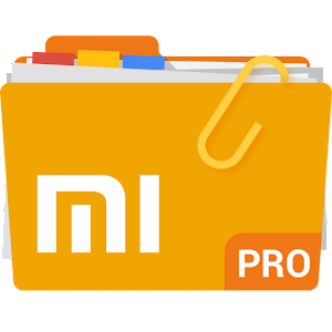 File Manager by Xiaomi: release file storage space for PC