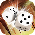 Backgammon Pasha: Free online dice and table game! apk