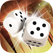 Backgammon Pasha: Free online dice and table game! APK icon