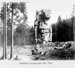 Photo: Agnetendorf, Turmsteine
