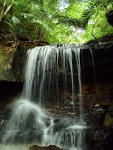 Photo: アラバラ左の奥の滝