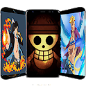 One piece wallpaper HD icon