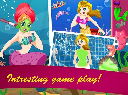Mermaid Princess Love Story Dress Up Game 1