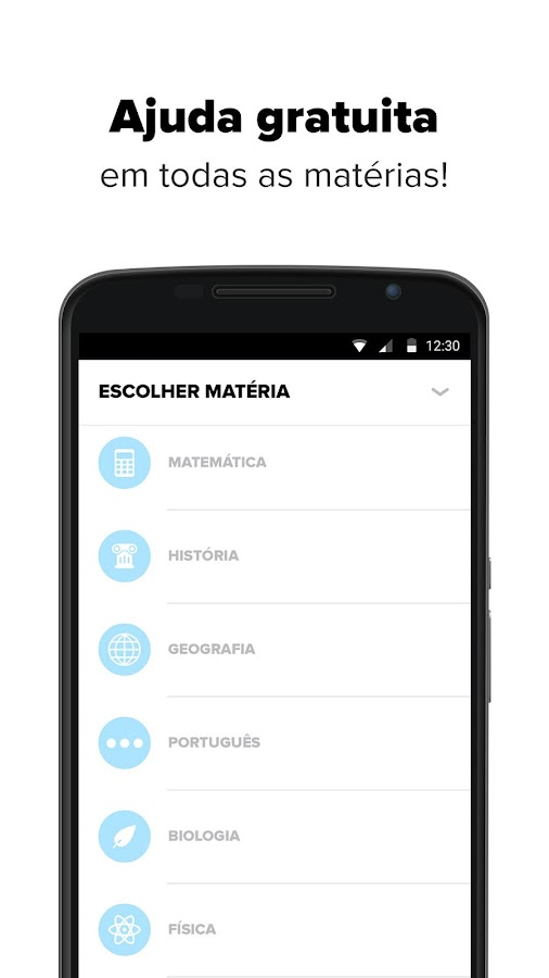 Brainly - estude com a gente: captura de tela
