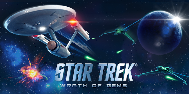 Star Trek ® - Wrath of Gems - náhled