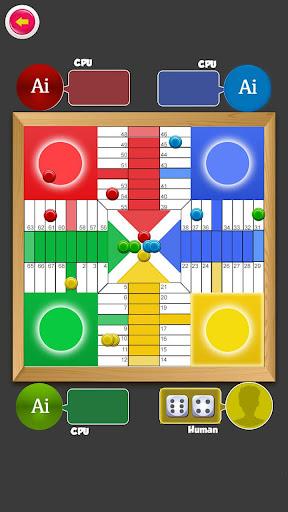 Parcheesi Best Board Game - Offline Multiplayer screenshots 10