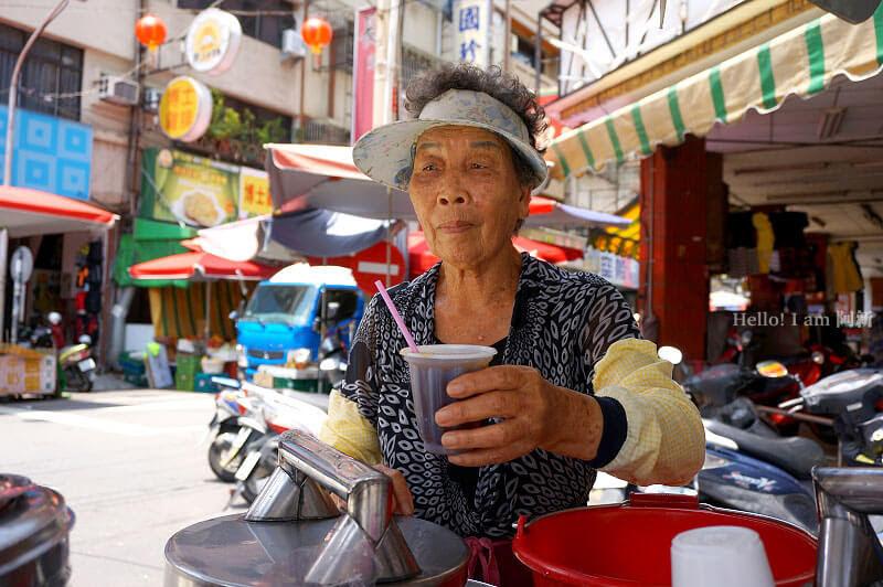 豐原古早味飲料攤,橫街阿嬤紅茶攤-7