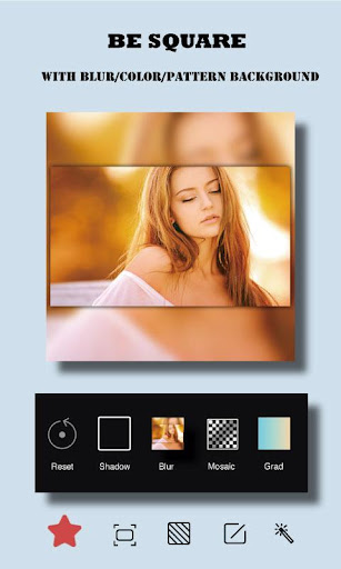 Square Fit Size -  Collage Maker Photo Editor 1.91 screenshots 2