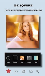 Square Fit Size –  Collage Maker Photo Editor 2