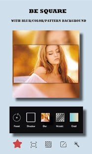 Square Size  -  Collage Maker Photo Editor Screenshot