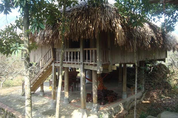 Homestay in Bac Ha