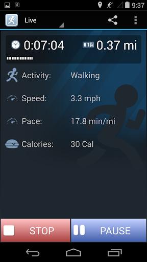 JogTracker 1.0.4 screenshot 5