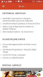 Latest Govt Jobs - News and Alerts - náhled