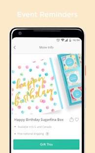 Giftagram: Shopping for Gifts, Birthdays- screenshot thumbnail