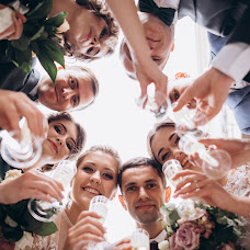 Wedding photographer Tetyana Zayac (Zajkata). Photo of 27.10.2018