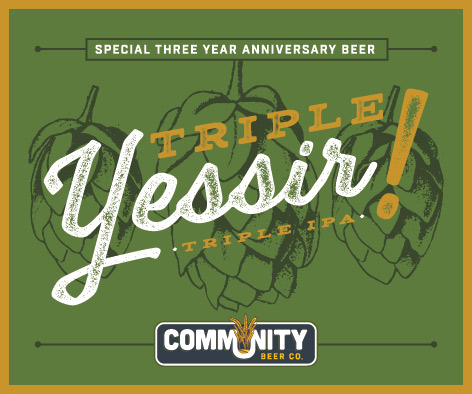 Logo of Community Triple Yessir