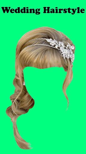 Wedding Hairstyle Photo Editor