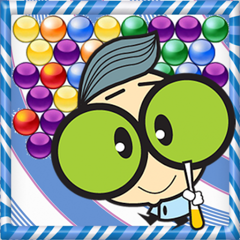 android Genius Bubble Shooter Screenshot 0