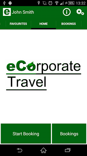 eCorporate Travel
