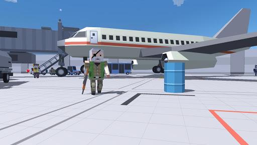 Blocky Zombie Survival 2 apkpoly screenshots 4