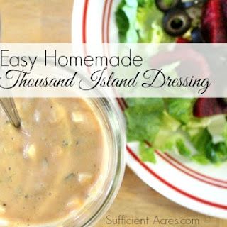 Thousand Island Dressing Dip Recipes.