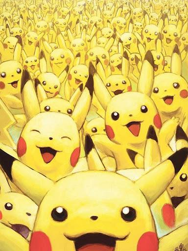 Pikachu 3D Wallpaper Collections Screenshot 12