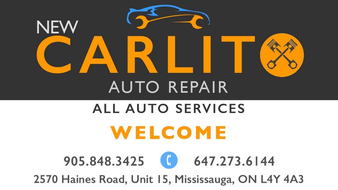CARLITO AUTO REPAIR - Auto Repair Shop in Mississauga