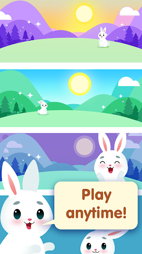 Bunny Connect: Match Colours, Numbers & Bubbles screenshot 8