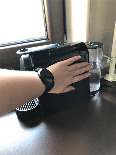size comparison nespresso essenza mini