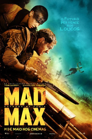Baixar  Mad Max: Estrada da Fúria   Dublado e Dual Audio Download