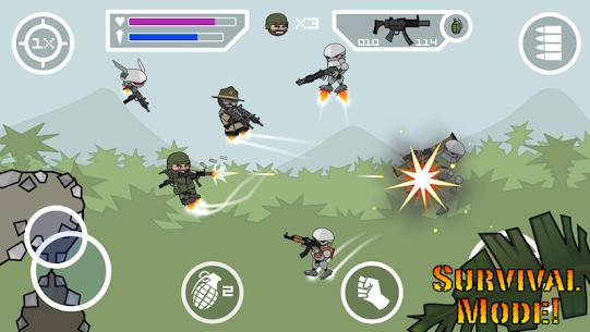 Mini Militia – Doodle Army 2 MOD Apk (Pro Pack) 2
