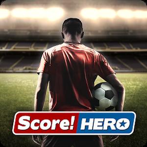 Download Score! Hero v1.10 APK + DINHEIRO INFINITO (Mod Money) Full - Jogos Android