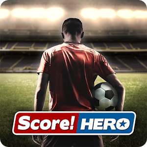 Score! Hero v1.10 Apk Mod [Money]